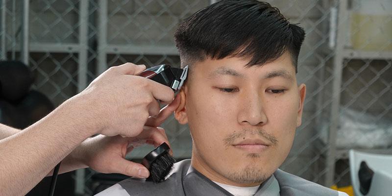 男らしさを極める短髪メンズカットヘアサロン By Showa