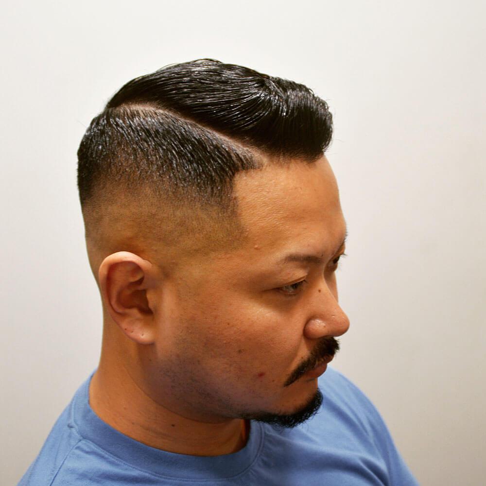 フェード 短髪