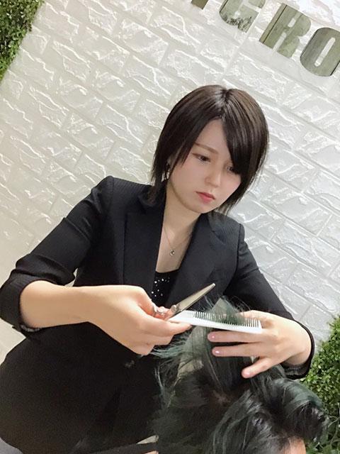 短髪メンズ美容室(床屋)ナンバーワンクラブ By Showa 大和市上和田店 澤口 典佳